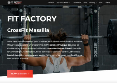 Fit Factory | CrossFit Massilia