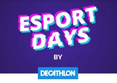 Esport Days | Decathlon