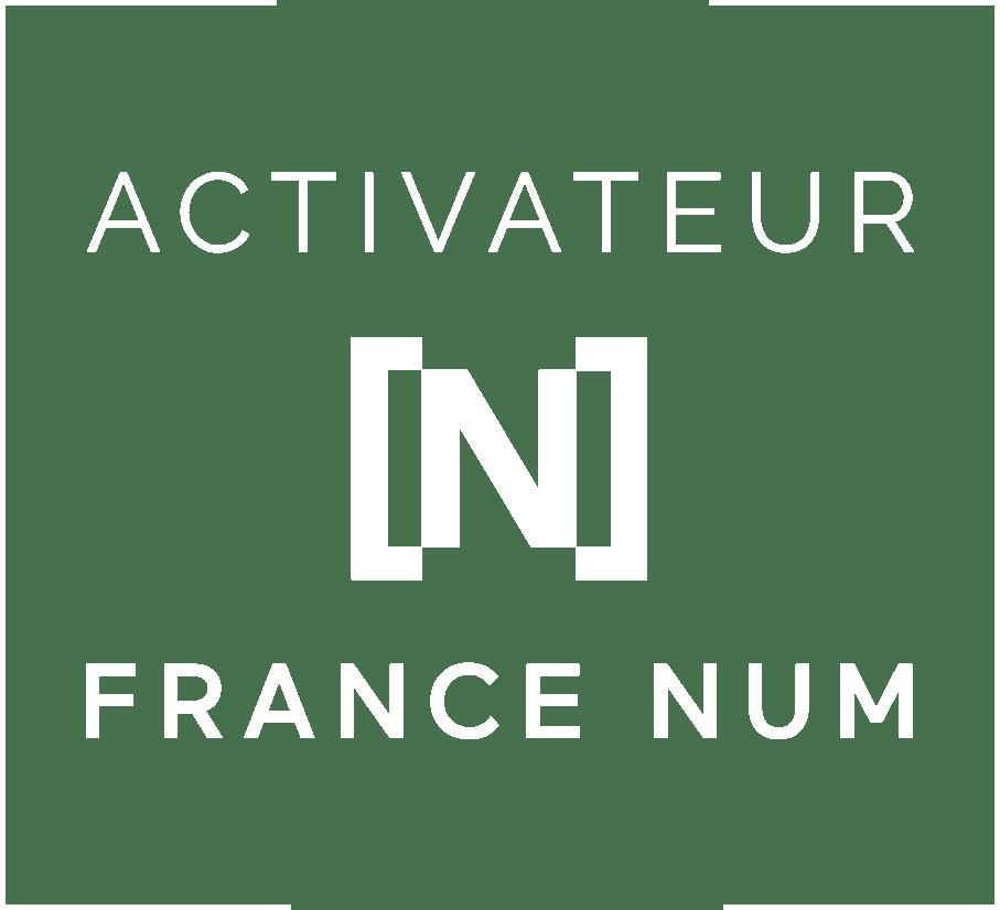 activateur en transformation numérique, france num certifié, certification france num, numérique, digital transformation