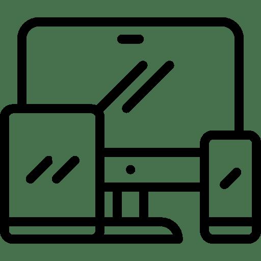 site internet responsive, multi screen un site responsive est un site qui s'adapte à toutes les tailles d'écrans